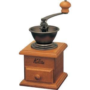 手挽きコーヒーミル カリタ Kalita 506119 ミニミル