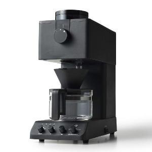 全自動コーヒーメーカー ブラック ツインバード TWINBIRD CM-D457B|toolandmeal