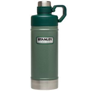 水筒 スタンレー クラシック真空ウォーターボトル 0.53L グリーン 02105-021 アウトドア キャンプ STANLEY