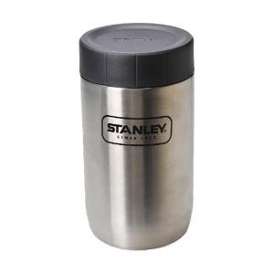 真空フードジャー スリム 0.41L シルバー スタンレー STANLEY 03101-003|toolandmeal