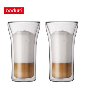 bodum ボダム ASSAM アッサム ダブルウォールグラス 0.4L (2個セット) 4547-10 toolandmeal