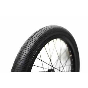 ARESBIKES アレスバイク A-CLASS TIRE 16×1.75 45psi ブラック【BMX】【フラット】【タイヤ】【16インチ】|toolate