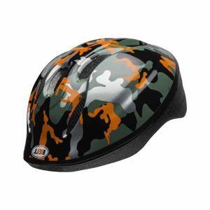 BELL ベル キッズ・子供用ヘルメット ZOOM2 ズーム2 オレンジカモ【ストライダー】【ヨーロッパ安全規格CE適合】【対象年齢2才〜5才】【ダイヤル調節】|toolate