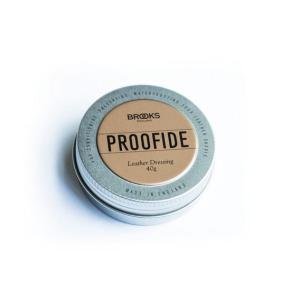 BROOKS ブルックス サドルオイル PROOFIDE【40g】【レザーメンテナンス】【革製品全般に】【いい香り】|toolate