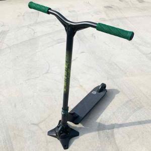 フリースタイルスクータープロモデル DISTRICT ディストリクト HTS ブラック 身長160~190cm キックボードスタントトリック|toolate