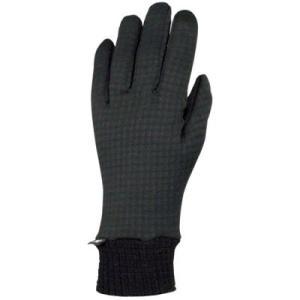 サイズ限定セール HESTRA ヘストラ インナーグローブ 34150 WAFFLE ACTIVE Black【スキー】【スノーボード】【ポーラテック】|toolate