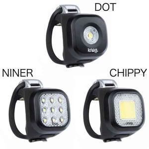 KNOG ノグ USB充電式LEDライト BLINDER MINI ブラインダーミニ フロント【自転車】【ロードバイク】【シリコン】【完全防水】【20ルーメン】|toolate