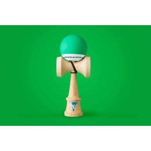 KROM クロム けん玉 KROM POP Dark Green【ストリートけん玉】【KENDAMA】【ケンダマ】【トリック】【練習】|toolate