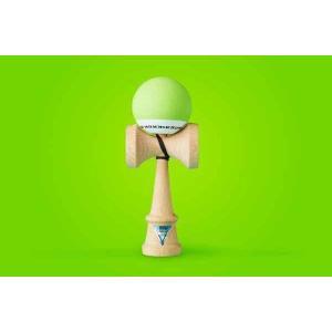 KROM クロム けん玉 KROM POP Light Green【ストリートけん玉】【KENDAMA】【ケンダマ】【トリック】【練習】|toolate