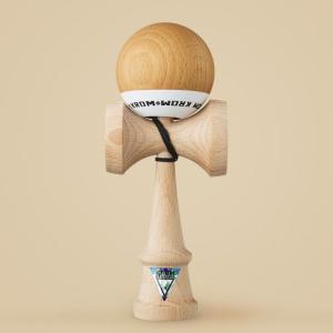 KROM クロム けん玉 KROM POP Naked【ストリートけん玉】【KENDAMA】【ケンダマ】【トリック】【練習】 toolate