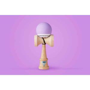 KROM クロム けん玉 KROM POP Purple【ストリートけん玉】【KENDAMA】【ケンダマ】【トリック】【練習】|toolate