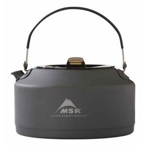 MSR エムエスアール PIKA TEA POT 1L ピカ ティーポット1L【ヤカン】【アウトドア】【アルミ】【日本国内正規販売品】 toolate