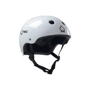 PRO-TEC プロテック ヘルメット CLASSIC SKATE クラシックスケート ホワイト【BMX】【スケート】【スノースクート】 toolate