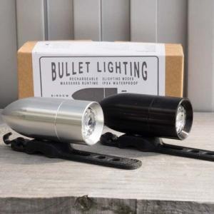 RINDOW BIKES リンドウバイク Bullet Lighting バレットライティング【ライト】【自転車】【USB】【砲弾型】【スタイリッシュ】|toolate