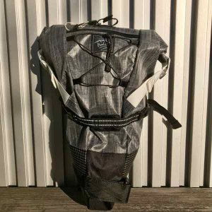RowLow Mountain Works LS42 Bike'n Hike Bag Black Heather【ロード】【ツーリング】【サドルバッグ】【リュック】|toolate