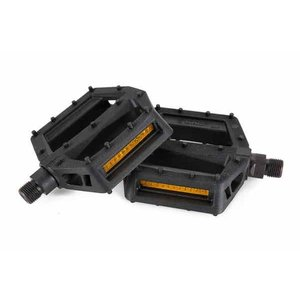 SALT ソルト JUNIOR V2 NYLON PEDAL BLACK 9/16