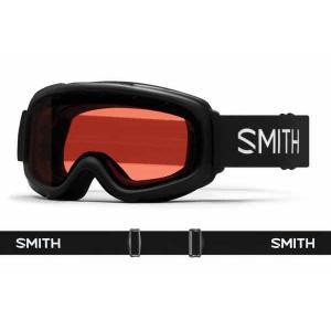 SMITH スミス ゴーグル Gambler Black【スキー】【スノーボード】【スノースクート】【キッズ】|toolate
