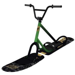 【2020最新モデル】スノースクート SNOWSCOOT ナナマルロング 70/L matt green マットグリーン【SAS】【プロ組立済み】|toolate