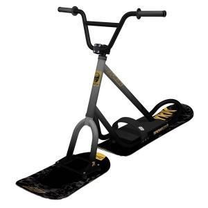 【 2020最新フリースタイル】スノースクート SNOWSCOOT ナナマルパーク 70park matt black【SAS】【プロ組立済み】|toolate