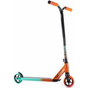 Versatyl ヴァーサティル フリースタイルスクーター キッズモデル Cosmopolitan V2 コスモポリタンV2 オレンジ/ブルー【推奨身長150cm以下】|toolate
