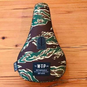 WETHEPEOPLE ウィーザピープル  Team Pivotal Seat Fat Tiger Camouflage【BMX】【ストリート】【サドル】|toolate