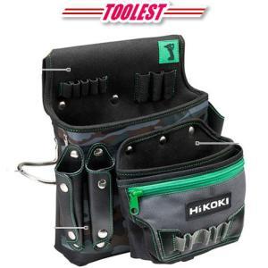 HIKOKI(日立工機)電動工具収納用ツールポーチ 0040-2899|toolest