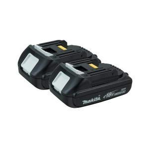 マキタ 純正 18V リチウムイオンバッテリー BL1820 2個セット/2.0Ah/蓄電池|toolhomes