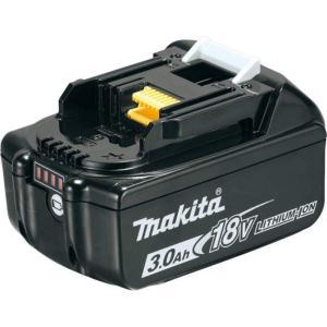 マキタ BL1830B リチウムイオンバッテリー 18V 純正 3.0Ah/残量表示+自己故障診断機能付き/BL1840,BL1850,BL1860 機種対応|toolhomes