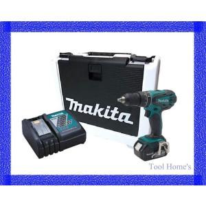 マキタ 18V 充電式 振動ドライバードリル 4点セット /コードレス/電動ドリル/震動/インパクト/DC18RC/BL1830/LCT200XR|toolhomes