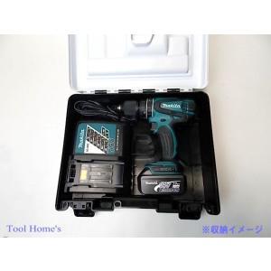マキタ 18V 充電式 ドリルドライバー 4点セット /コードレス/電動ドリル/震動/インパクト/DC18RC/BL1830/LCT200XT|toolhomes|02