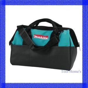 マキタ 純正ツールバッグ 横幅35cm/肩がけ用ストラップ付き/がま口タイプ/工具箱/インパクト等|toolhomes