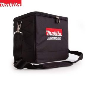 マキタ 純正 ツールバッグ 25cm ブラック 肩がけ用ストラップ付き 工具箱 キャリーバッグ