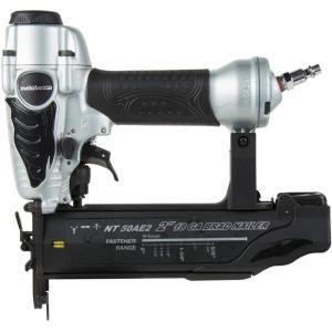 日立 フィニッシュネイラー 仕上げ用釘打機 常圧 NT50AE2 再調整品/ステープル 16〜50mm/HITACHI/釘打ち機/コンプレッサー/フィニッシュネイル フローリング 床|toolhomes