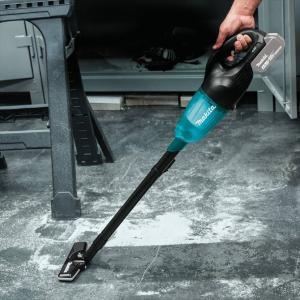 マキタ 18V 充電式コードレス 掃除機 カプセル式 XLC02ZB 本体のみ 限定カラー 充電式 ハンディ クリーナー リチウムイオンバッテリー|toolhomes|02