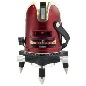 山真製鋸(YAMASHIN) ドットエイリアン レーザー墨出し器 RD-06|toolmania-n