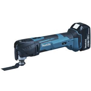 マキタ 充電式マルチツール TM51DRG(バッテリー1個・充電器・収納ケース付) toolmania-n
