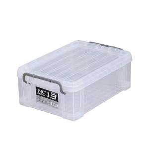 【特長】 安心の日本製!低価格・高品質ボックスの登場! 透明なので、工具や部品等の収納にピッタリ! ...