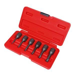 ソケット6本セット 逆タップエキストラクタービット3/8(9.5mm)|toolshop-dream