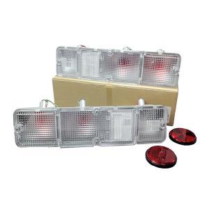 スズキ ジムニー テールランプユニット オールクリア 純正バンパー専用|toolshop-dream