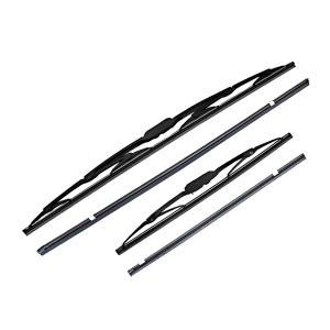 日産ジューク専用のワイパーブレード左右セットです。  ジュークは他の国産車とフック部が異なります。 ...