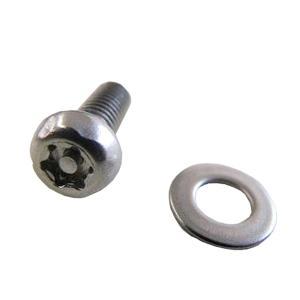 ナンバープレート用 特殊ボルト ワッシャー 盗難防止に|toolshop-dream