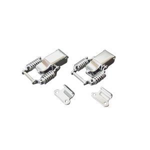 トランクフック オールステンレス鋼 小2個セット 強度補強 整備|toolshop-dream