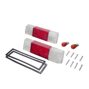 スズキ ジムニー テールレンズ ウィンカー部 クリア 社外バンパー専用|toolshop-dream