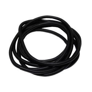 コルゲートチューブ 黒 7mm×5M|toolshop-dream