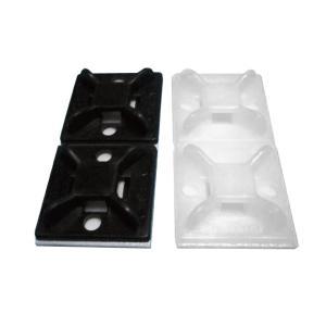 タイラップベース 白/黒|toolshop-dream