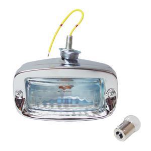 汎用バックランプ 12V10W 金属製 銀 国産バルブ付|toolshop-dream