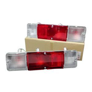 スズキ ジムニー テールランプユニット ウィンカー部 クリア 純正バンパー専用|toolshop-dream