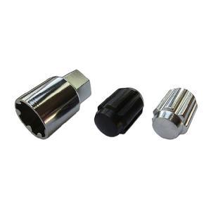 ホイールナット 国産品 ショート ロックナットセット スチール クロモリ製 SCM435 袋 17HEX 31mm|toolshop-dream