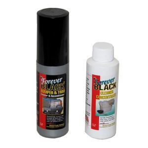 バンパー塗料 フォーエバーブラック クリーナーセット 118ml|toolshop-dream