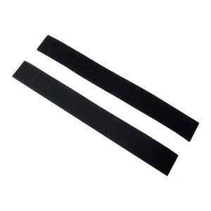 強力マジックテープ 両面テープ オス メス のりなし 25mm×20cm|toolshop-dream